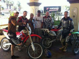 The DIRT Team minus Andre...he took the picture 2010
